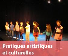 Pratiques artistiques et culturelles